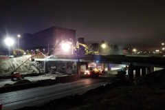 Concord St. Bridge Demolition, March 29-31, 2019