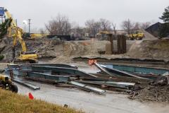 Concord St. Bridge Demolition Photos, March 29-31, 2019