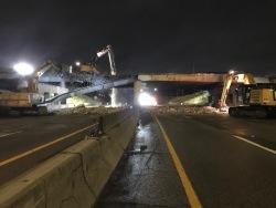Mt. Elliott Bridge Demolition: July 10-12, 2020