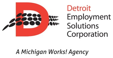 Logo: Detroit Employment Solutions Corporation